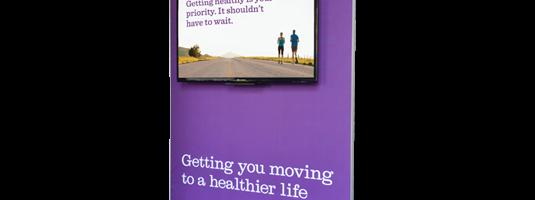 Novant Health Interactive Exhibit